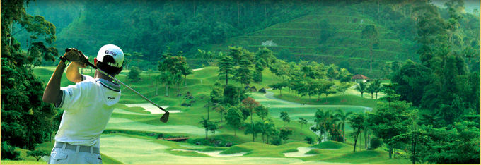 Deemples: Golf courses in Malaysia